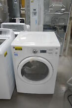 GE GFDL110EHWW 27  White Front Load Electric Dryer NOB  25574 HL