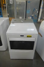Maytag MEDB765FW 27  White Front Load Electric Dryer NOB  25726 T2 CLW
