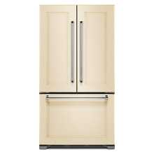 KitchenAid KRFC302EPA 36  Custom Panel French Door Refrigerator NOB  15942
