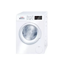 Bosch WAT28400UC 24  White Front Load Washer NOB  25913 HL