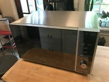 CASO Stainless Steel Microwave Cimpact