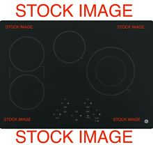 GE JP5030DJBB 30 Inch Smoothtop Electric Cooktop