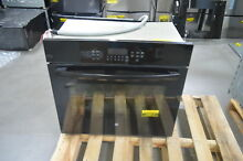 GE JT5000DFBB 30  Black Single Electric Wall Oven NOB  25817 HL