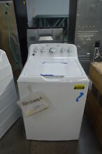 GE GTW460ASJWW 27  White Top Load Washer NOB  25937 HL