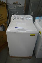 GE GTW460ASJWW 27  White Top Load Washer NOB  25936 CLW