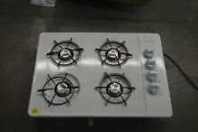 Frigidaire FFEC3005LW 30  White 4 Burner Electric Cooktop NOB  25649 HL