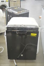 GE GDF610PGJBB 24  Black Full Console Dishwasher NOB  25488 HL