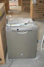 GE GDF620HMJES 24  Slate Full Console Dishwasher NOB  25876 CLW