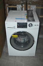 GE GFW148SSLWW 24  White Front Load Washer NOB  25865 HL
