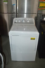 GE GTD45EASJWS 27  White Long Vent Electric Dryer NOB  25874 HL