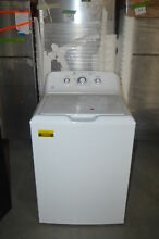 GE GTW330ASKWW 27  White Top Load Washer NOB  25867 HL