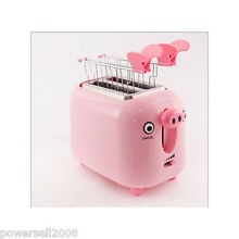 New Pink Small Kitchen Appliances Toaster Home Kitchen Appliances Bread Makers