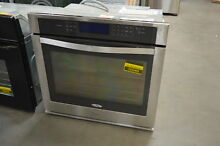 Whirlpool WOS97ES0ES 30  Stainless Single Electric Wall Oven NOB  26049 HL