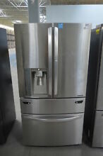 LG LMXS30776S 36  Stainless French 4 Door Refrigerator NOB  26040 HL