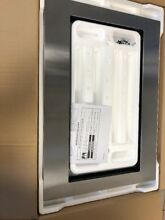 Whirlpool Microwave Trim Kit 27 in Stainless Steel Fit  Amana KitchenAid Maytag