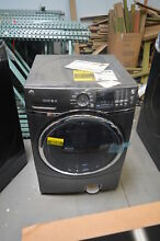 GE GFW450SPKDG 27  Diamond Gray Front Load Washer NOB  26124 HL