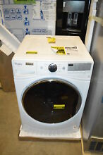 Whirlpool WFW90HEFW 27  White Front Load Washer NOB T2  22695 CLW