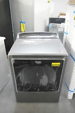 Whirlpool WED8500DC 29  Chrome Shadow Front Load Electric Dryer NOB  26146 HL