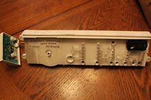 FRIGIDAIRE WASHER  CONTROL ELECTRICAL 137007000  134855600