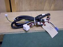 Maytag Whirlpool Dishwasher Upper Top Drawer Wire Harness  99003710