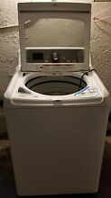 Maytag Bravos XL Washer 4 5 cu ft High Efficiency Top Load White Washing Machine