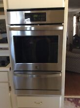 Kenmore 24 inch stainless steel wall unit gas