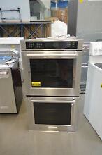 KitchenAid KODE507ESS 27  Stainless Double Electric Wall Oven NOB  26240 HL