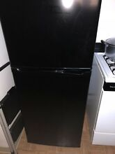 Black Magic Chef Refridgerator 9 9 Cu Ft Freezer USED 1 year 4 9ft Tall