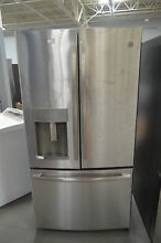 GE GFE28GSKSS 36  Stainless French Door Refrigerator NOB  26326 HL