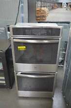 GE JK5500SFSS 27  Stainless Double Electric Wall Oven NOB  26268 HL