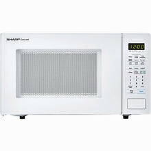 Microwave Oven  1000 Watts  White  1 4 Cu  Ft
