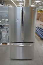 GE GWE19JSLSS 33  Stainless French Door Refrigerator CD  26367 HL