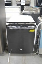 GE GDT695SGJBB 24  Black Fully Integrated Dishwasher NOB  26385 HL