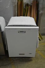 KitchenAid KDFE104DWH 24  White Front Control Dishwasher NOB  9108