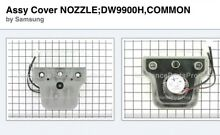 Samsung Dishwasher Part Assy Cover Nozzle DW900H