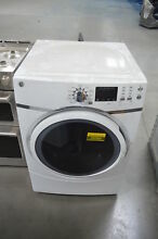 GE GFD45ESSKWW 27  White Front Load Electric Dryer NOB  26384 CLW