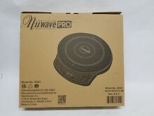 NUWAVE PRO PRECISION INDUCTION COOK TOP  MODEL NO  30301 NEW Free Shipping