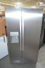 Whirlpool WRS335FDDM 36  Stainless Side By Side Refrigerator NOB  23470 CLW