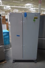 Whirlpool WRS325FNAW 36  White Side by Side Refrigerator NOB  19432 HL