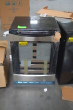 GE PCR06WATSS 24  Stainless Wood Racked Wine Center 57 Bottle NOB  26289 HL