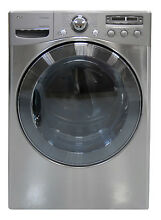 LG DLEX3650V 27  Graphite Steel Front Load Electric Dryer NIB NEW DAILY DEAL
