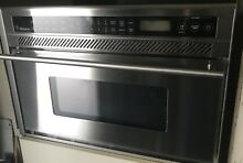 GE Monogram Built In  Microwave Convection Oven