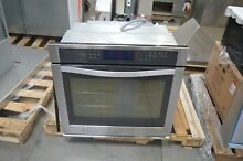 Whirlpool WOS97ES0ES 30  Stainless Single Electric Wall Oven NOB  A2 HL