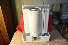 GE REFRIGERATOR ICE DISPENSER   AUGER ASSEMBLY PN WR17X11419