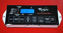 Whirlpool Oven Control Board   Part   6610156  8053157