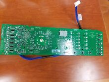 WHIRLPOOL WASHER INTERFACE CONTROL BOARD PART  W10583043