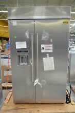 KitchenAid KBSD608ESS 48  Stainless Side by Side Refrigerator NOB  25751 HL