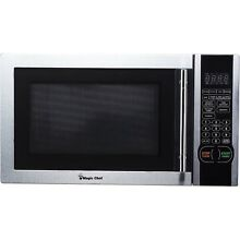 Kitchen Digital Microwave Oven 1 1cu Ft 1000 Watt Cooking Dinner Cook Child Safe