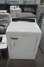 Whirlpool WED7000DW 29  White Front Load Electric Dryer NOB  27570 HL
