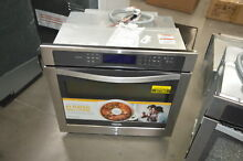 Whirlpool WOS97ES0ES 30  Stainless Single Electric Wall Oven NOB  27575 HL
